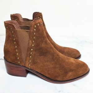 Steve Madden Brown Ankle Bootie